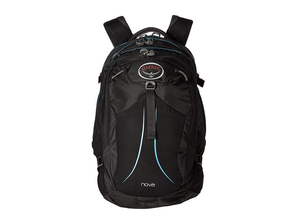 Osprey - Nova (Black 1) Backpack Bags
