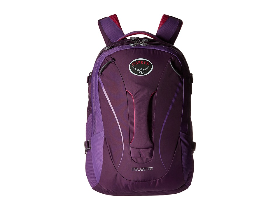 Osprey Celeste (Mariposa Purple) Backpack Bags