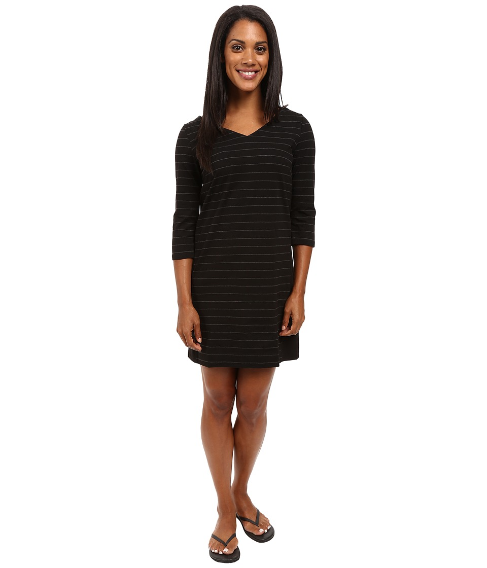 FIG Clothing - Pox Dress (Black) Women's Dress