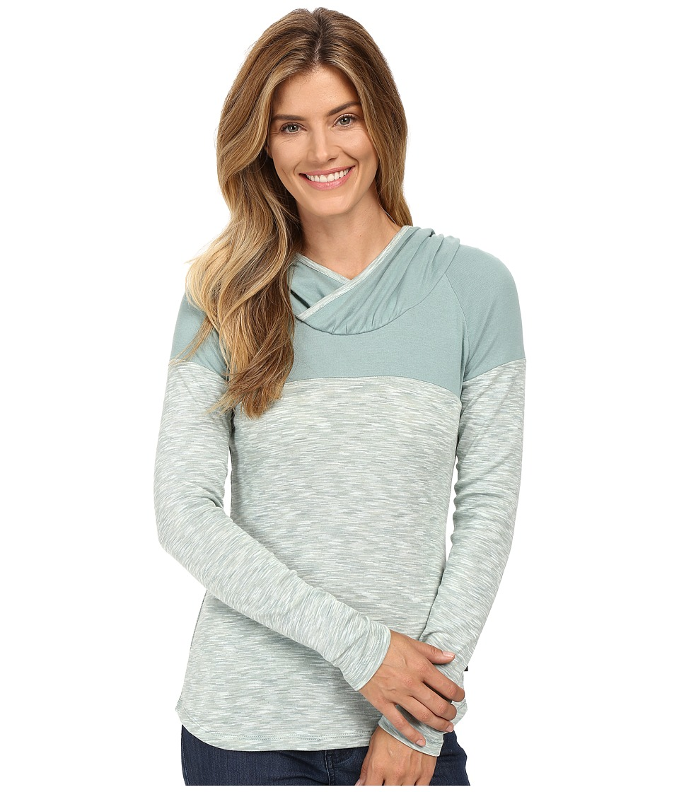 Columbia Outerspaced II Hoodie (Dusty Green) Women