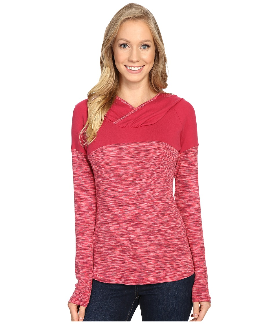 Columbia Outerspaced II Hoodie (Red Orchid) Women