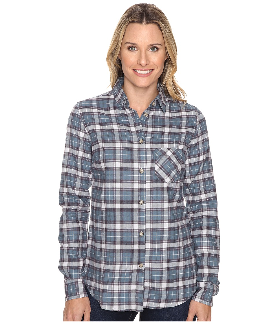 FIG Clothing - Zof Top (Plaid Zodiac) Women's Clothing
