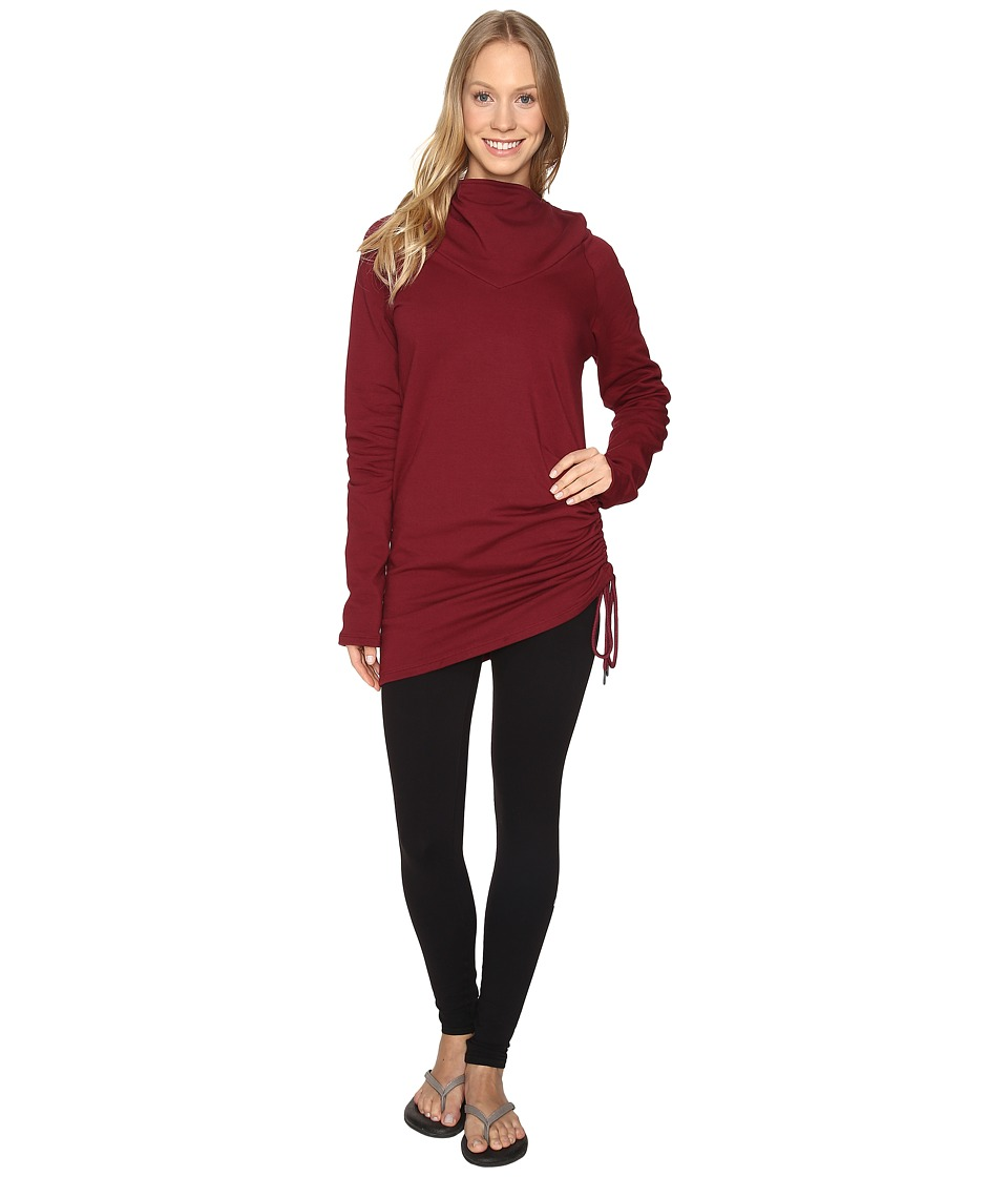 FIG Clothing - Xea Sweater (Sumac) Women's Sweater