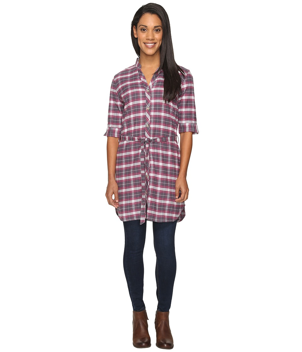 FIG Clothing Zof Top (Plaid Opera) Women