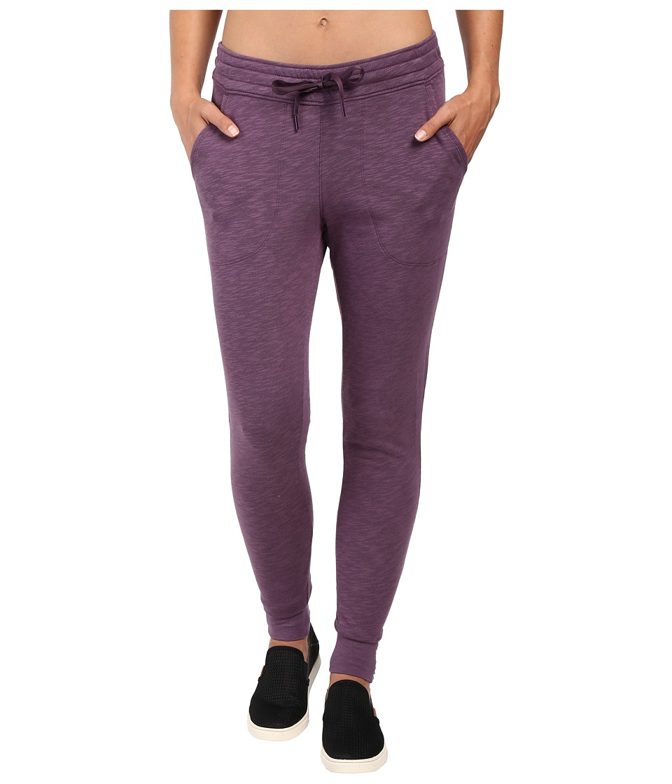 Columbia - Down Time Jogger (Dusty Purple Heather) Women's Clothing
