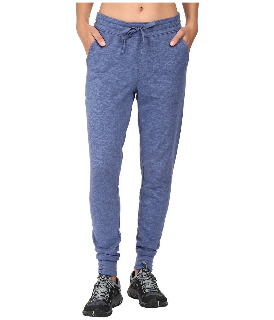Columbia - Down Time Jogger (Bluebell Heather) Women's Clothing