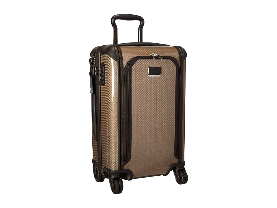 Tumi - Tegra-Lite Max International Expandable Carry-On (Fossil) Carry on Luggage