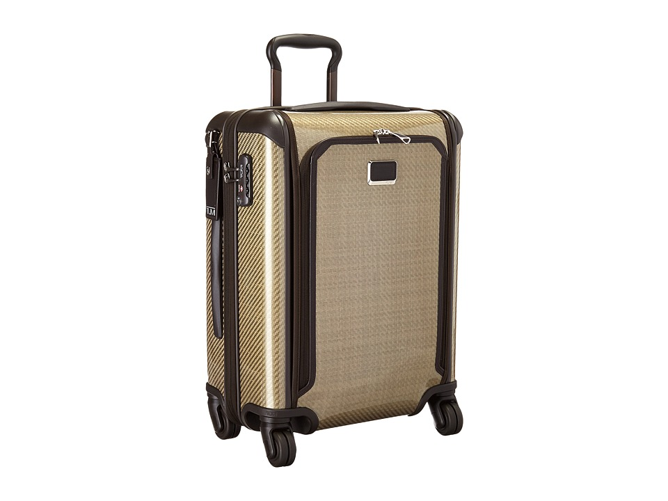 Tumi - Tegra-Lite Max Continental Expandable Carry-On (Fossil) Carry on Luggage