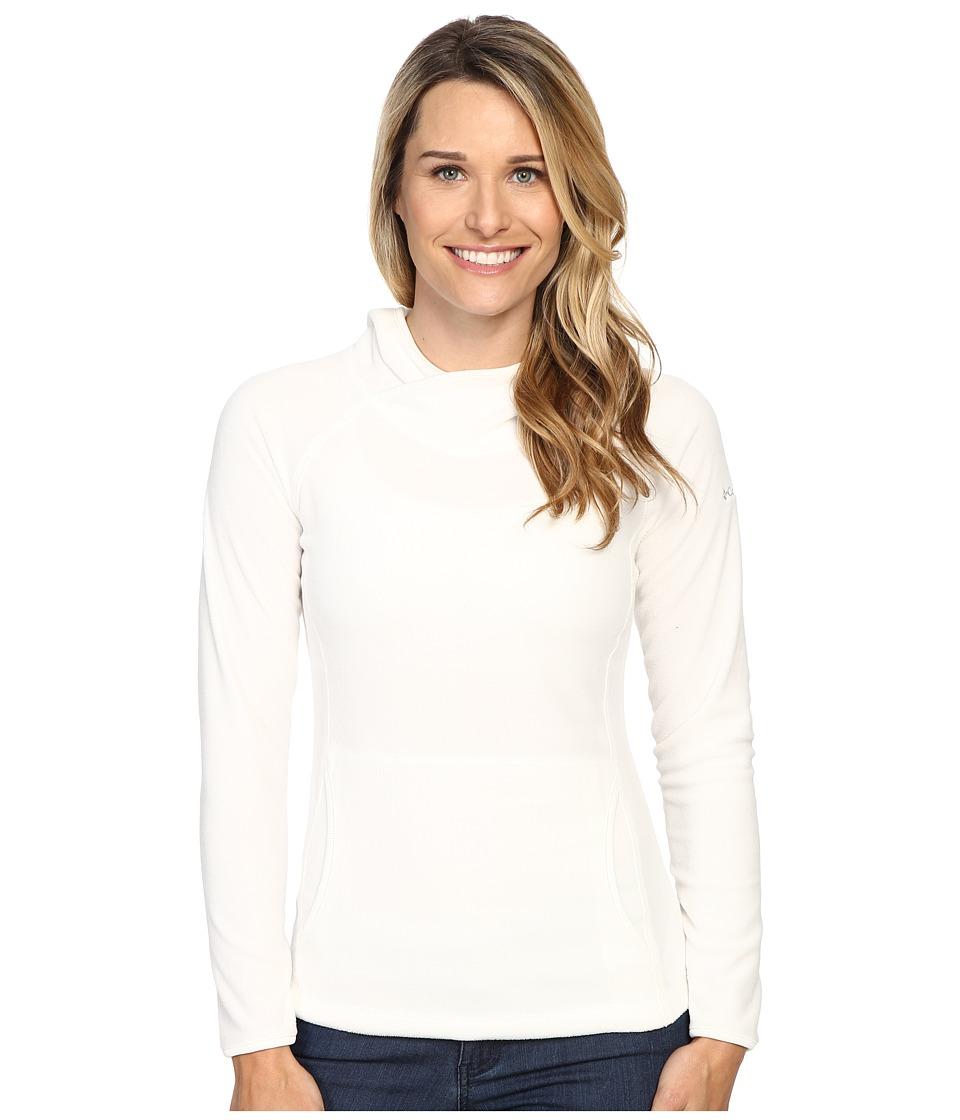 Columbia - Glacial Fleece IV Hoodie (Sea Salt) Women's Sweatshirt