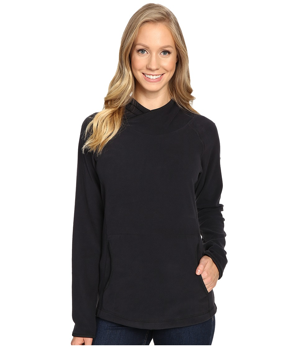 Columbia - Glacial Fleece IV Hoodie (Black) Women's Sweatshirt
