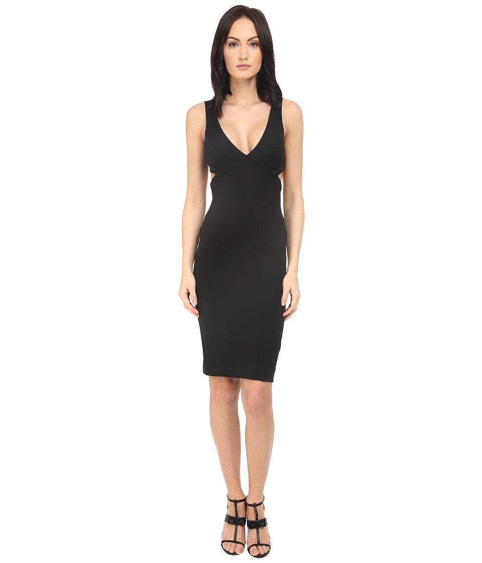 ZAC Zac Posen Vicky Dress (Black) Women