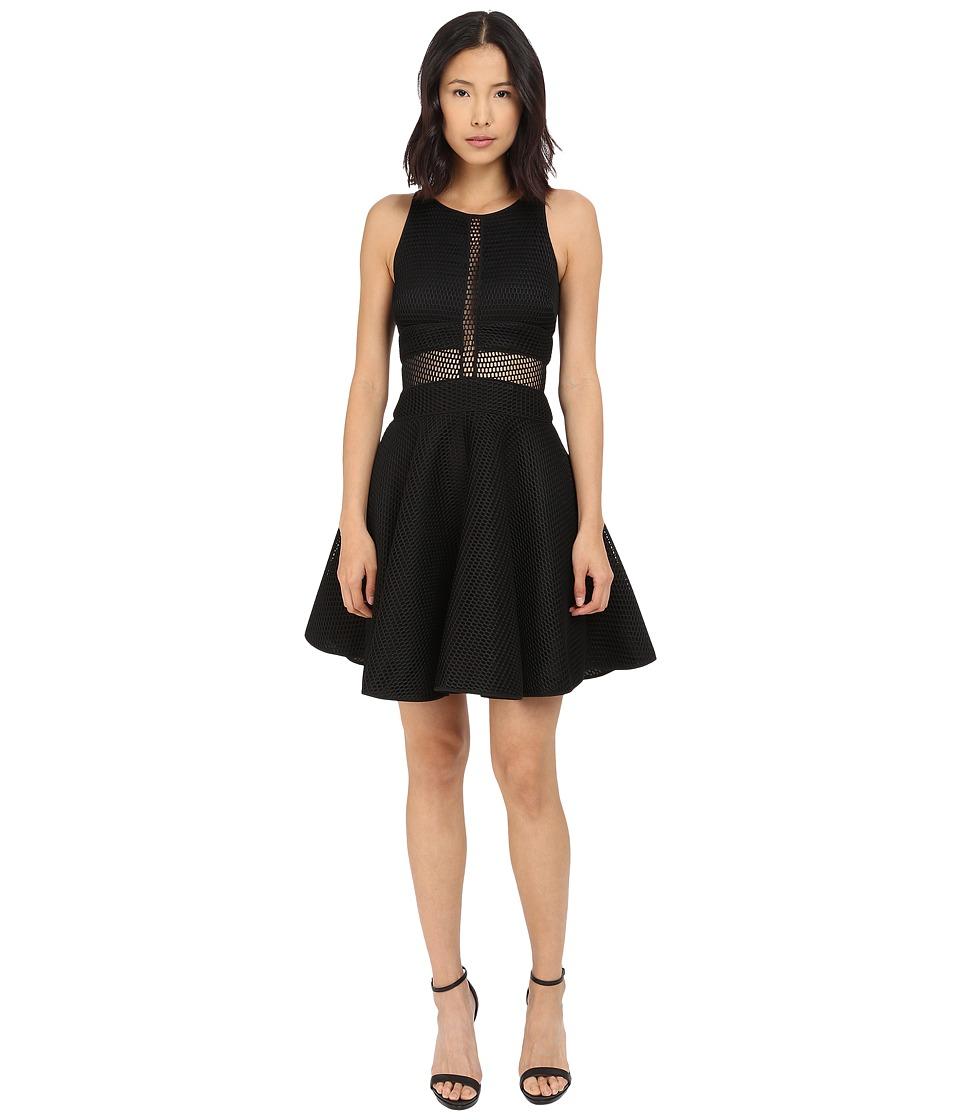 ZAC Zac Posen Corrine Dress (Black) Women