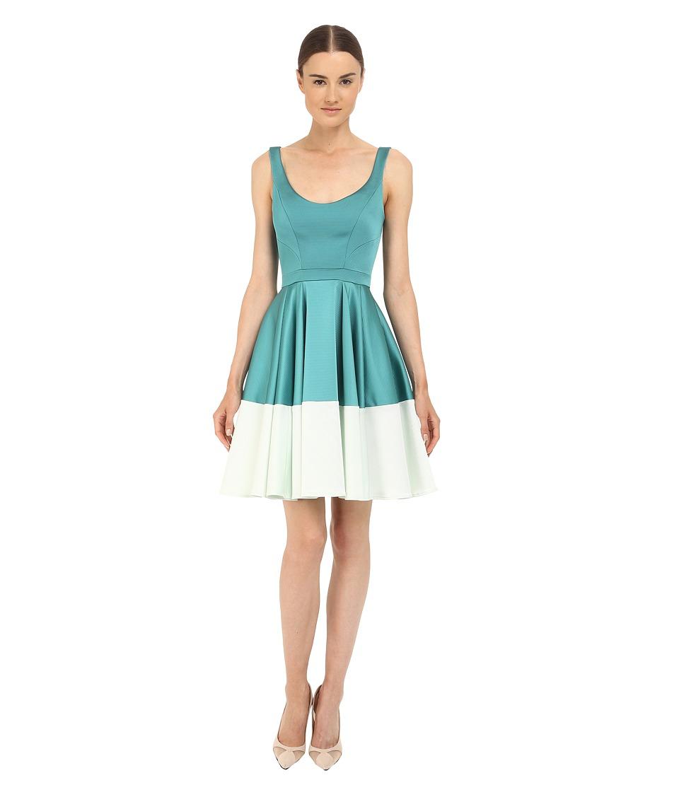 ZAC Zac Posen Charlotte Dress (Typhoon) Women