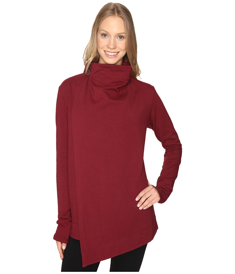 FIG Clothing - Kev Cardigan (Sumac) Women's Sweater