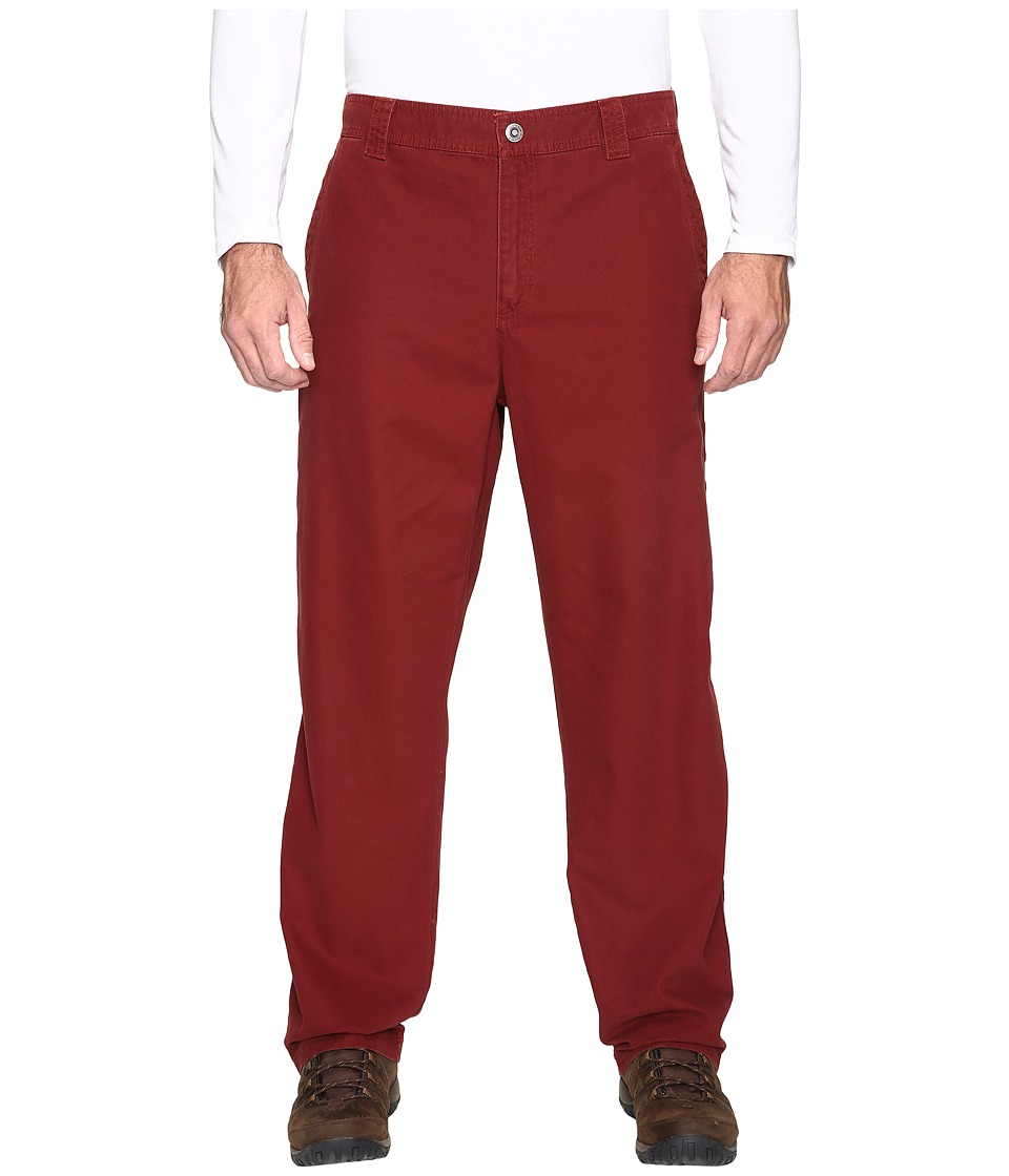 Columbia - Ultimate ROC II Pants (Deep Rust) Men's Casual Pants