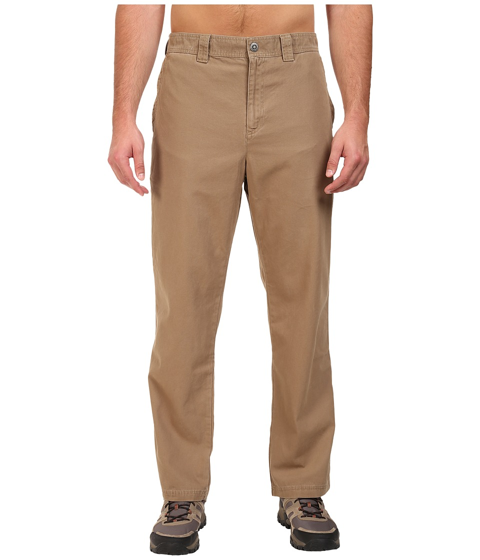 Columbia - Ultimate ROC II Pants (Flax) Men's Casual Pants