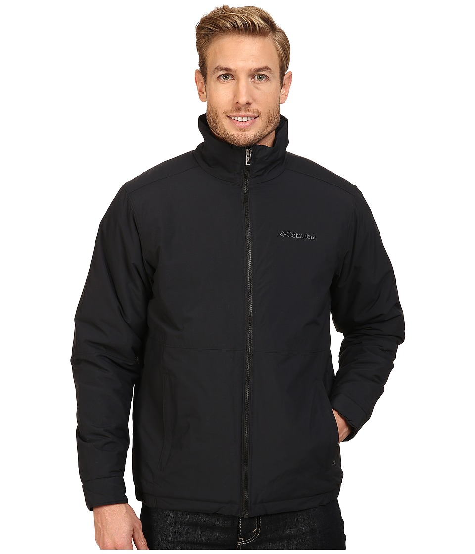 Columbia - Northern Bound Jacket (Black) Men's Coat