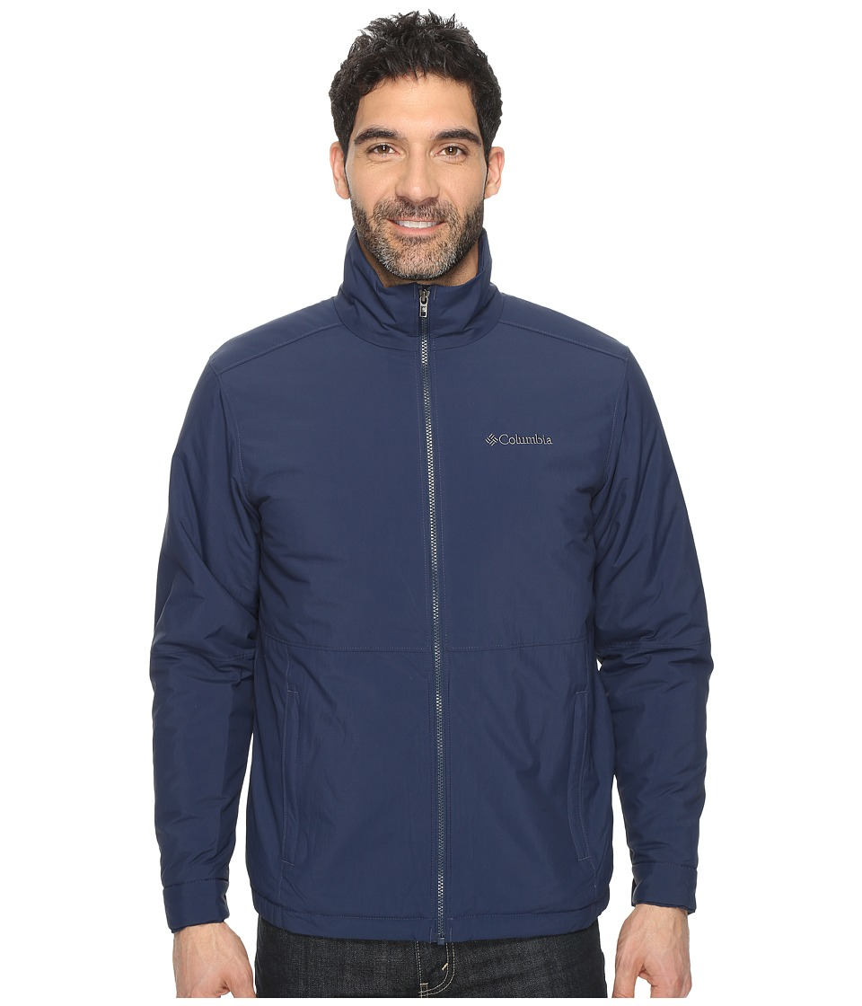 Columbia - Northern Bound Jacket (Collegiate Navy) Men's Coat