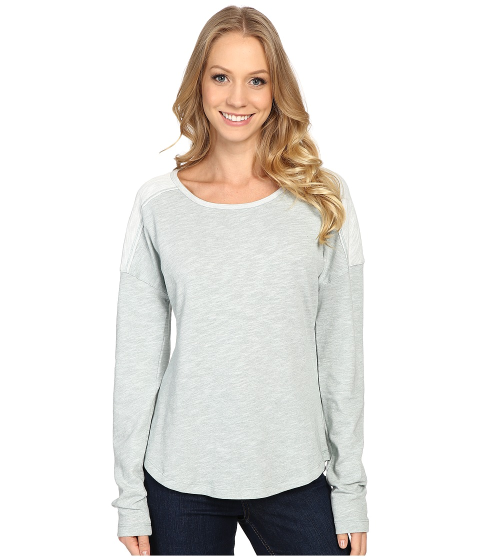 Columbia - Easygoing Long Sleeve (Dusty Green) Women's Clothing