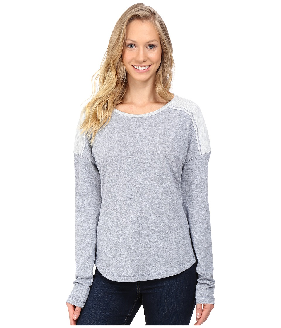 Columbia - Easygoing Long Sleeve (Bluebell) Women's Clothing