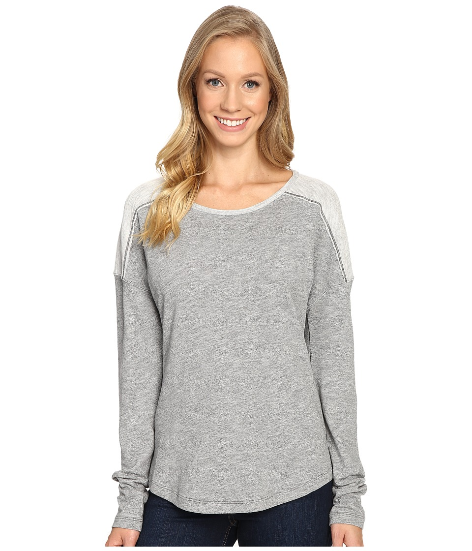 Columbia - Easygoing Long Sleeve (Shark) Women's Clothing