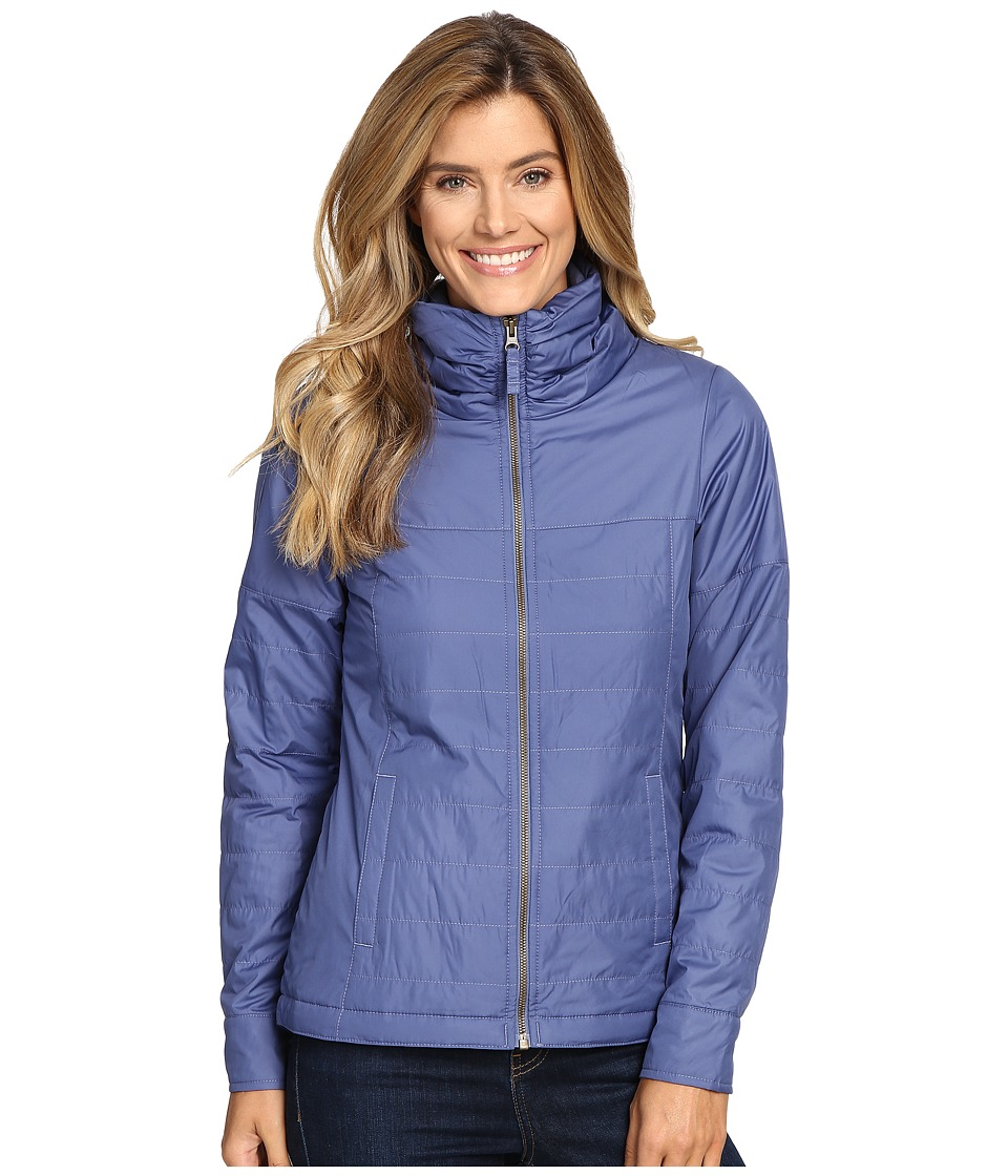 Columbia - Shining Light Full Zip (Bluebell) Women's Clothing