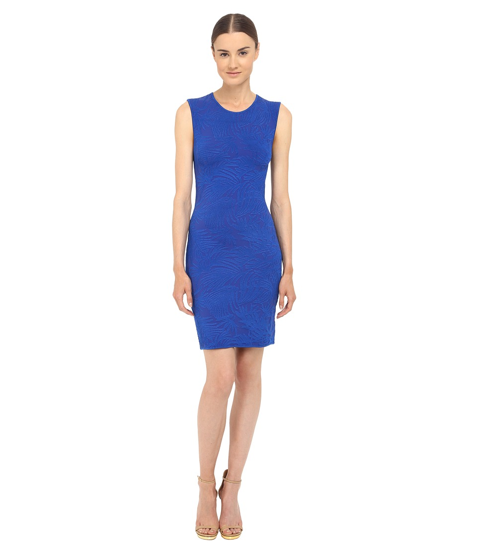 ZAC Zac Posen Patty Dress (Ocean Blue) Women