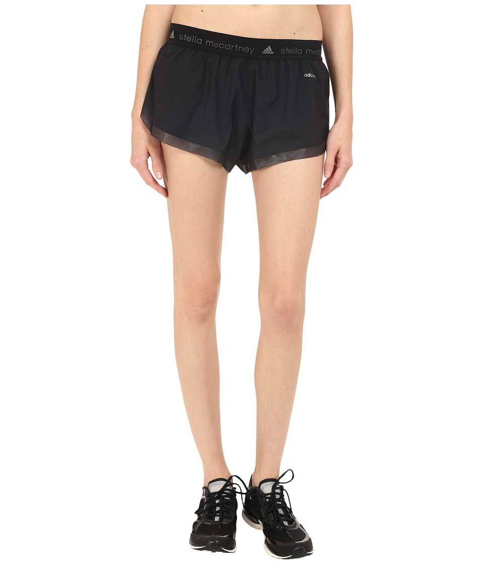 adidas by Stella McCartney - Run Adizero Shorts AI8453 (Black) Women's Shorts