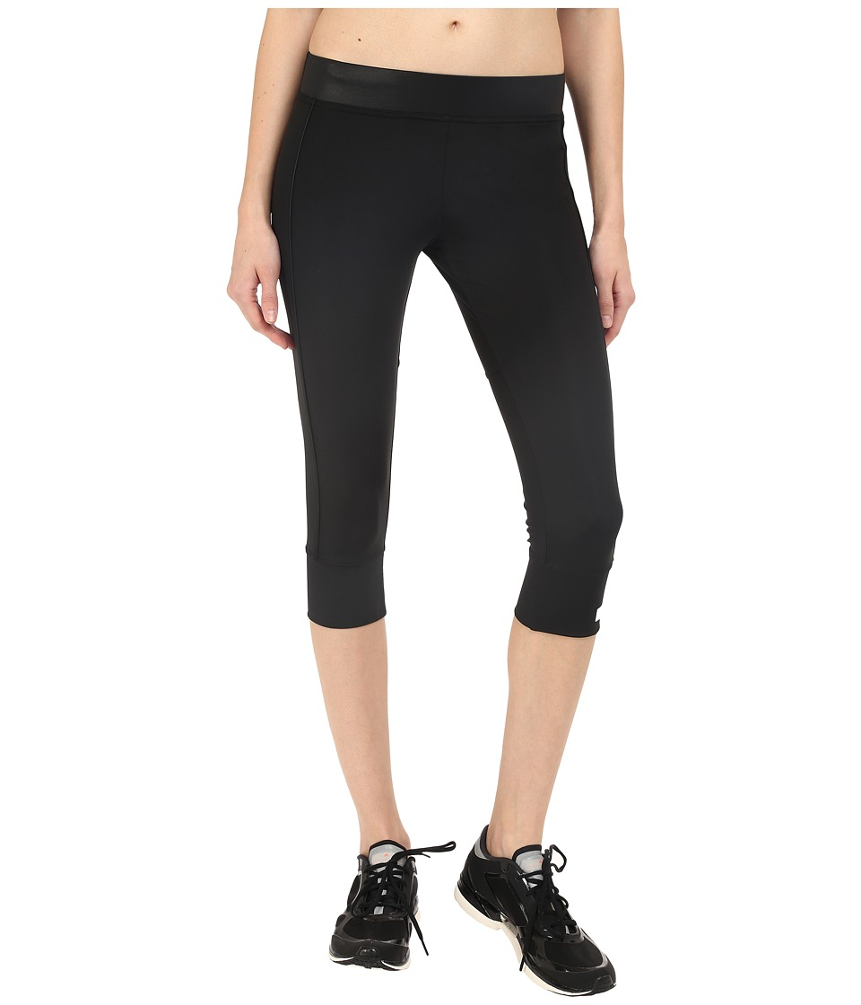 adidas by Stella McCartney - The Performance 3/4 Tights AI8369 (Black) Women's Casual Pants