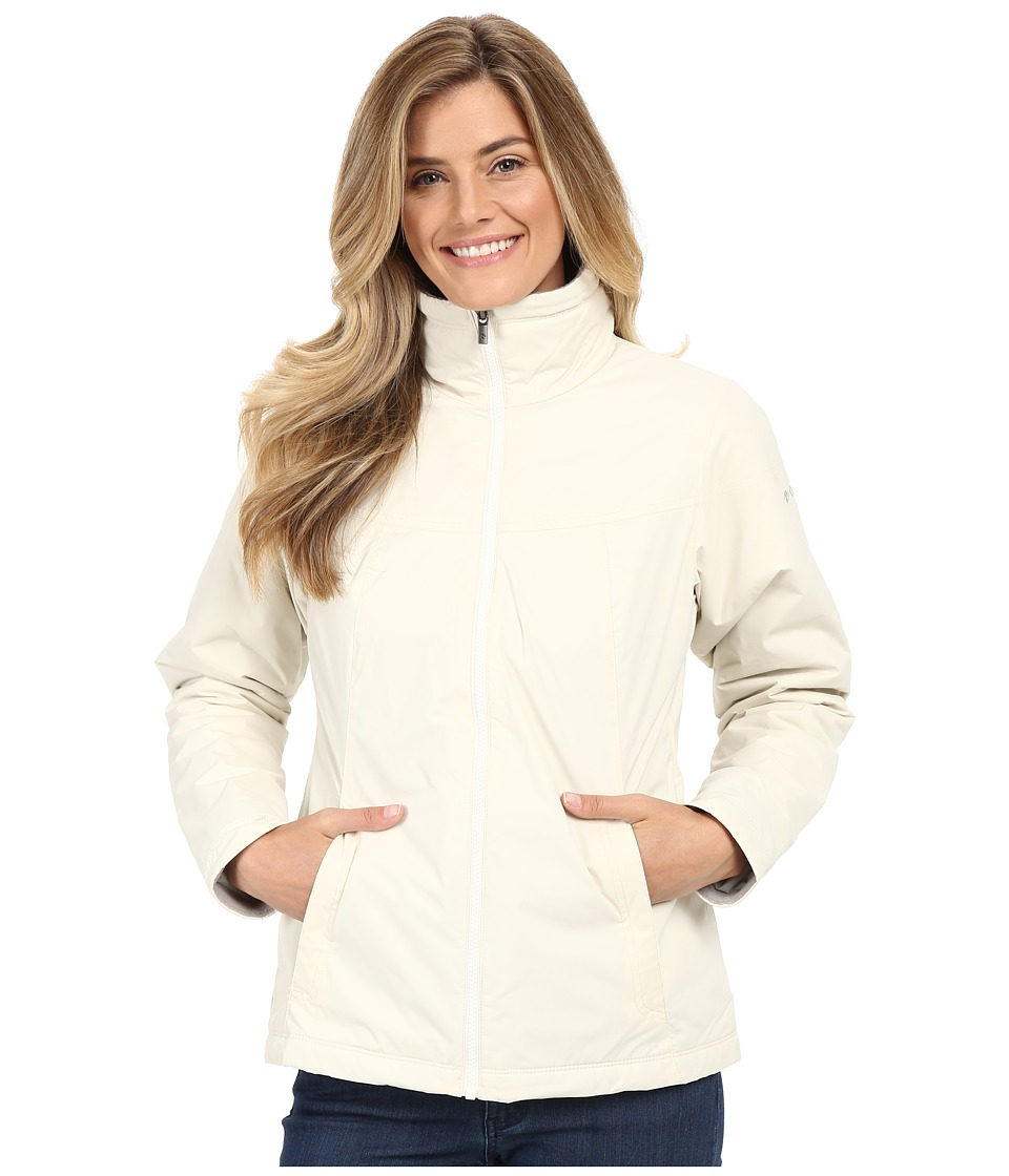 Columbia - Many Paths Jacket (Chalk) Women's Coat