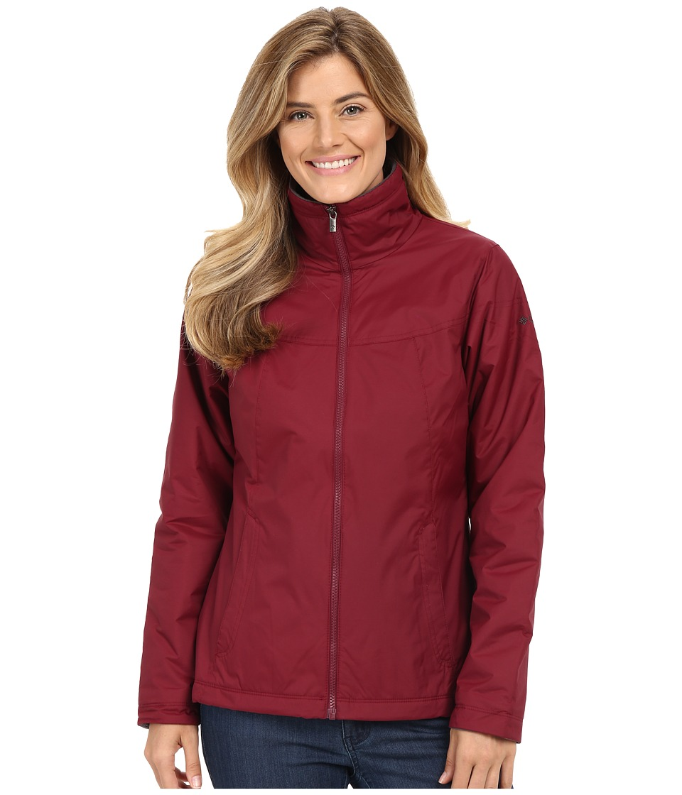 Columbia - Many Paths Jacket (Chianti) Women's Coat