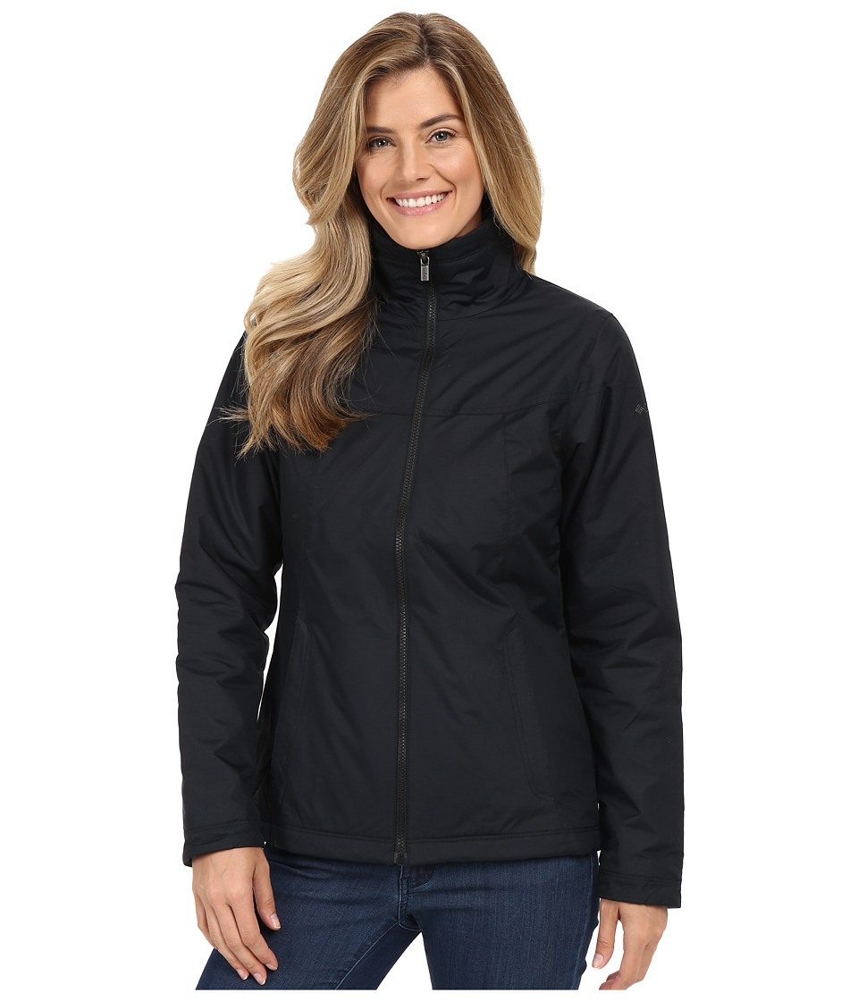Columbia - Many Paths Jacket (Black) Women's Coat