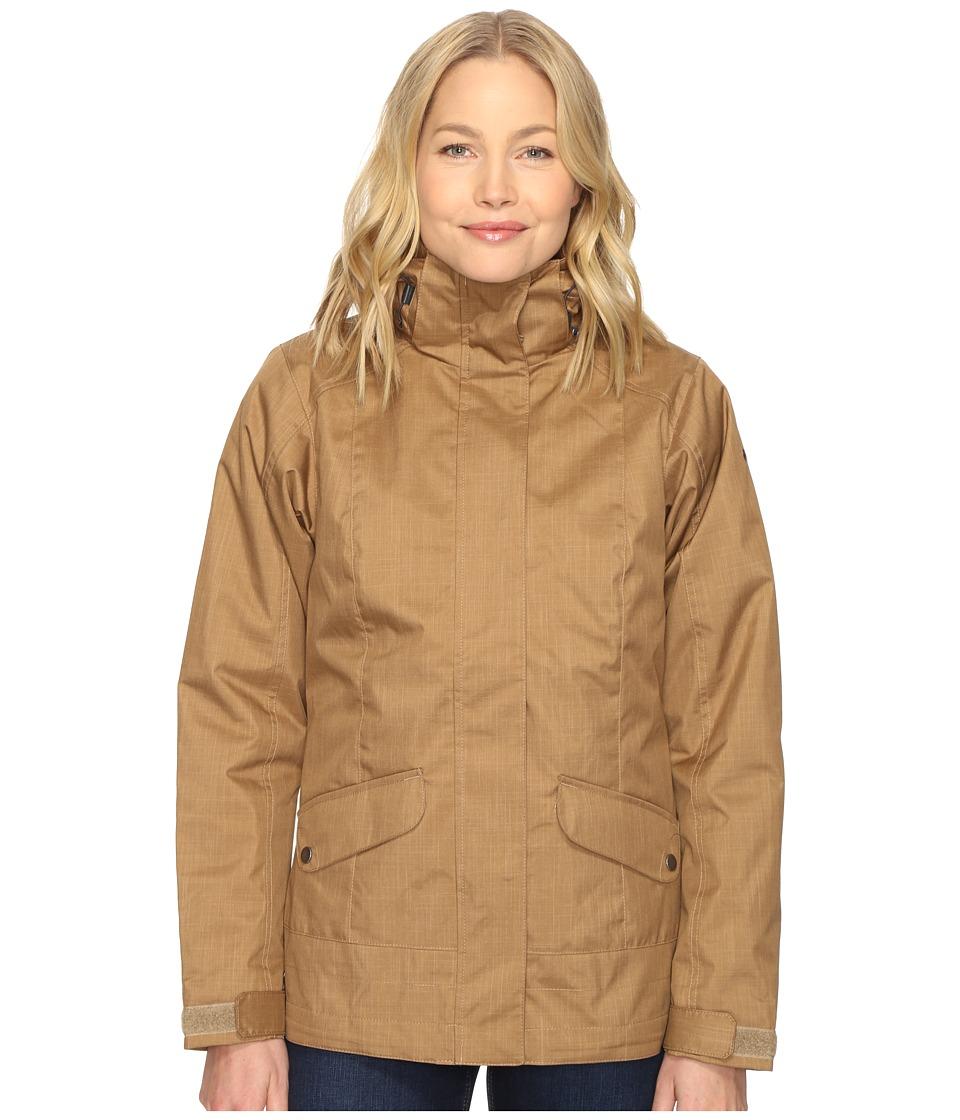 Columbia - Sleet to Street Interchange Jacket (Delta) Women's Coat