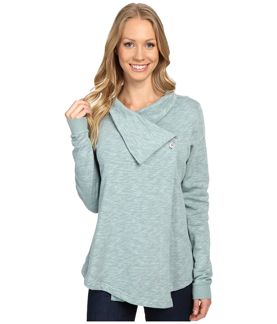 Columbia - Down Time Wrap (Dusty Green Heather) Women's Clothing