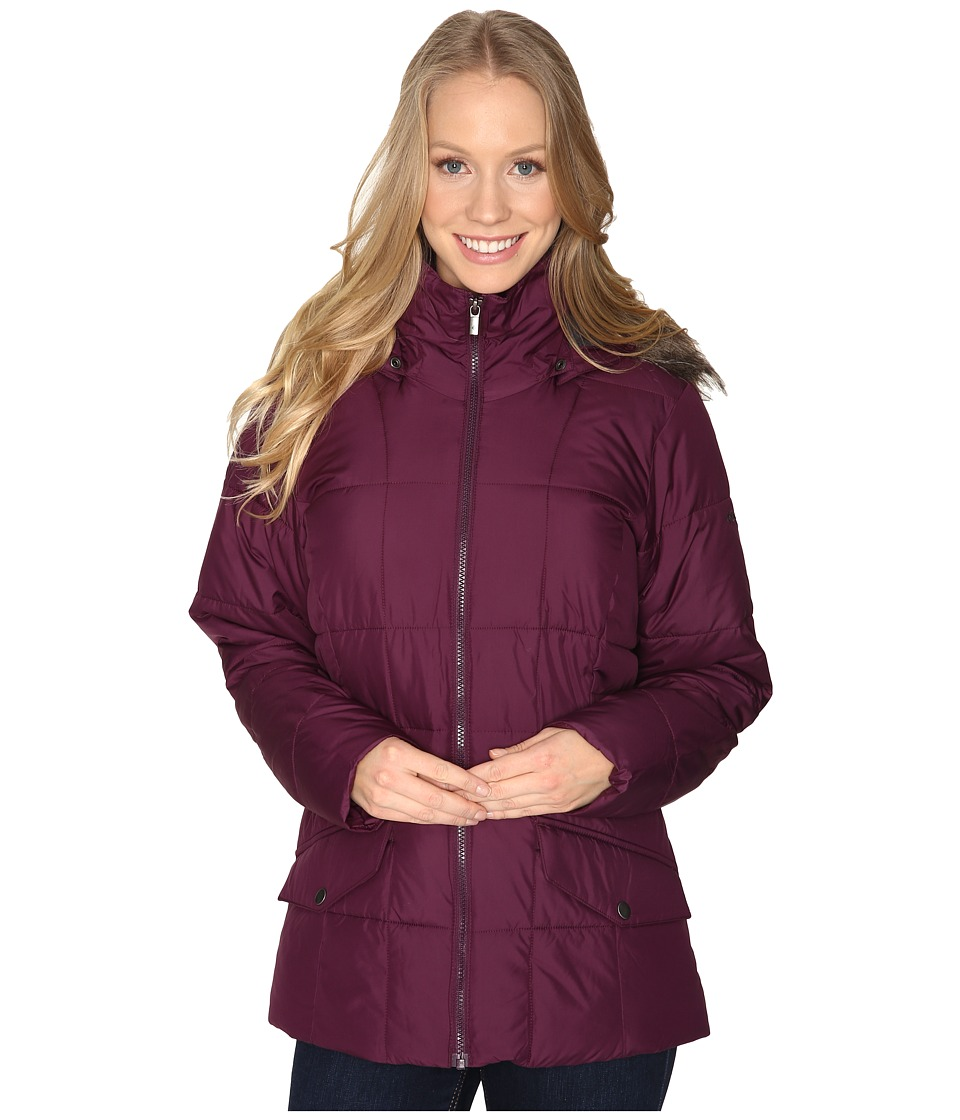 Columbia Lone Creek Jacket (Purple Dahlia) Women