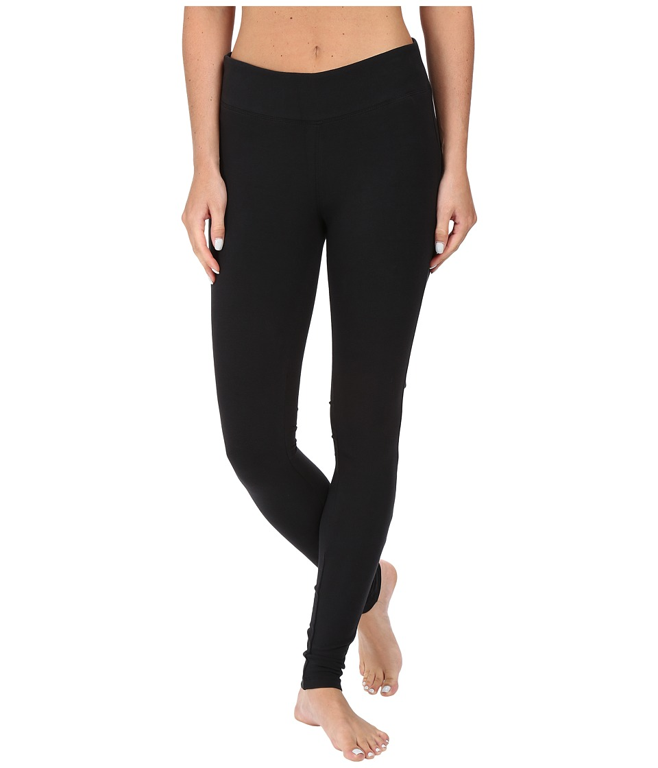 Columbia - Anytime Casual Solid Leggings (Black) Women's Casual Pants