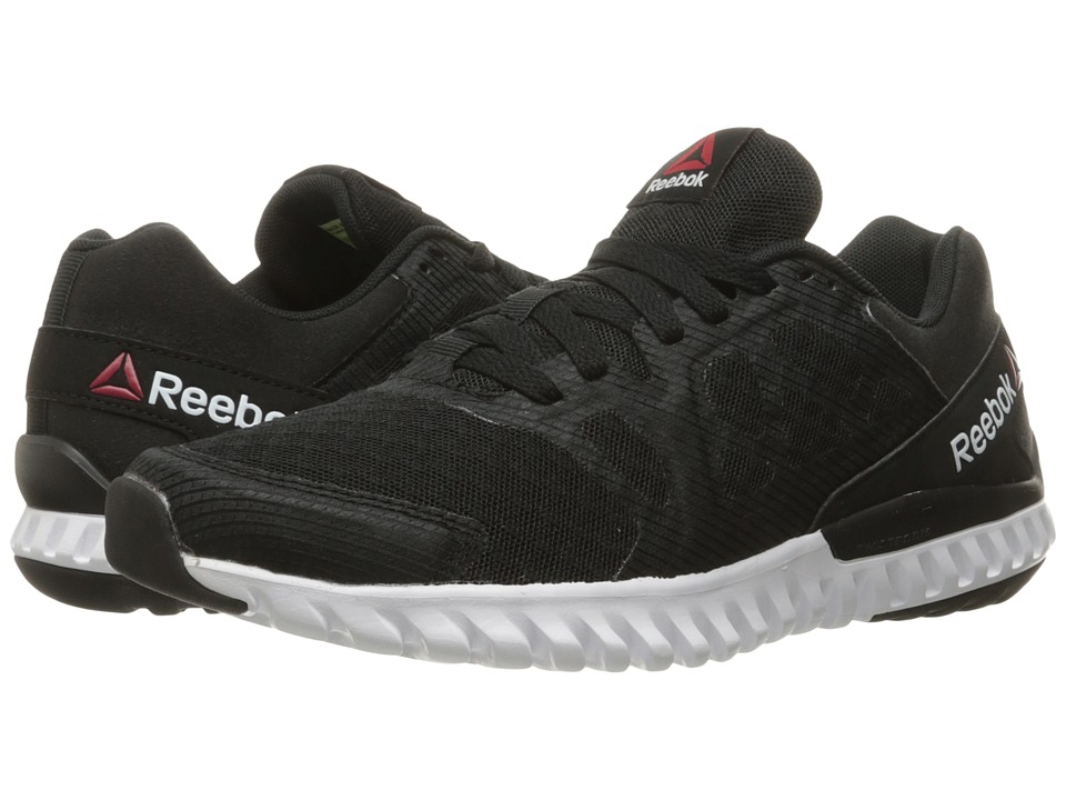 Reebok - Twistform Blaze 2.0 MTM (Black/White) Women's Running Shoes