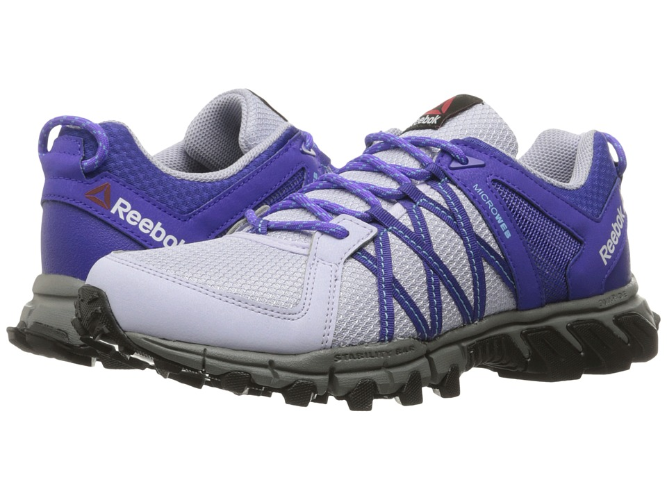 Reebok - Trailgrip RS 5.0 (Lucid Lilac/Ultima Purple/Crisp Blue/Alloy/Black) Women's Cross Training Shoes