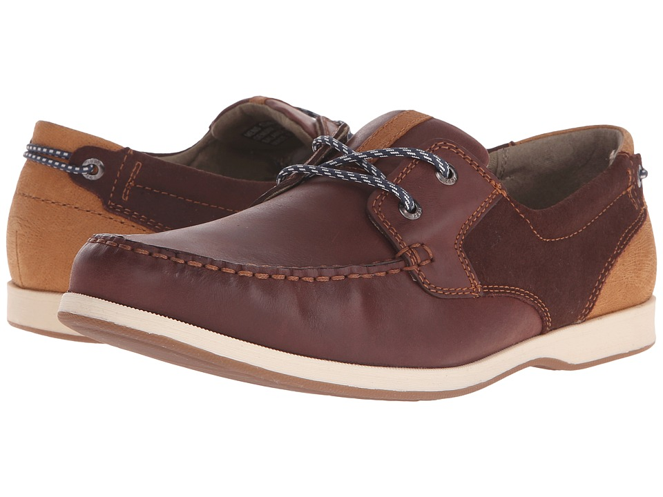 Florsheim - Riptide Oxford (Chestnut) Men