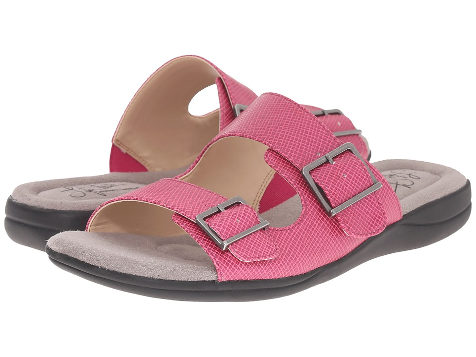 LifeStride - Ellway (Fuchsia) Women's Shoes