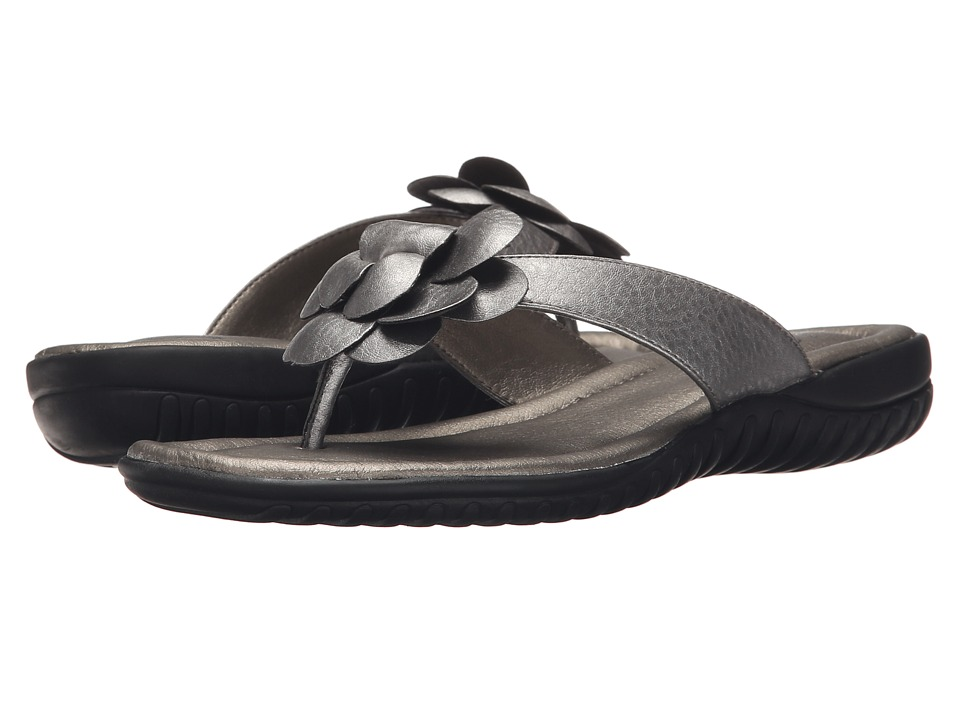 LifeStride - Epic (Silver) Women's Shoes