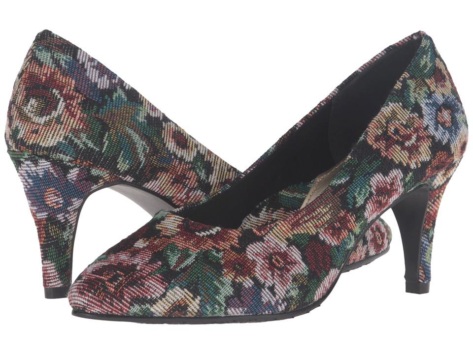 Soft Style Raylene (Brocade) High Heels