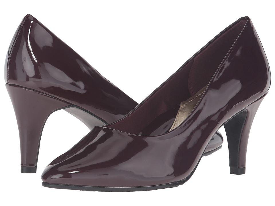 Soft Style Raylene (Sassafras Patent) High Heels