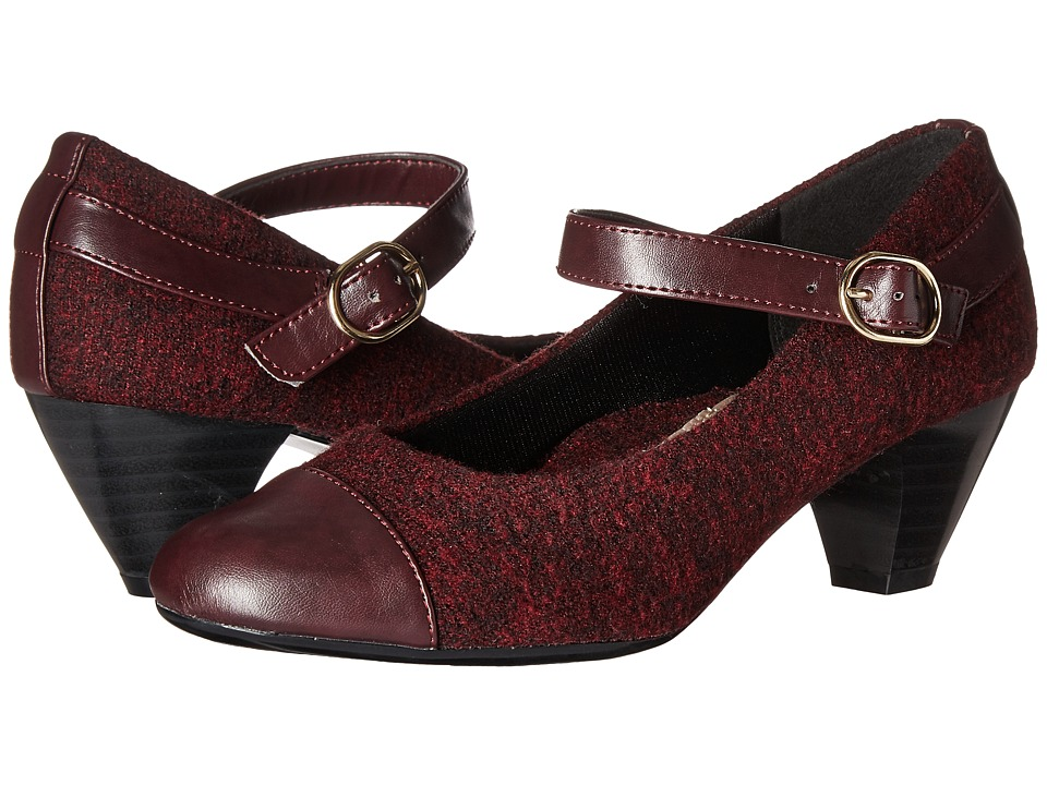 Soft Style - Geena (Sassafras Tweed/Sassafras Vitello) Women's 1-2 inch heel Shoes