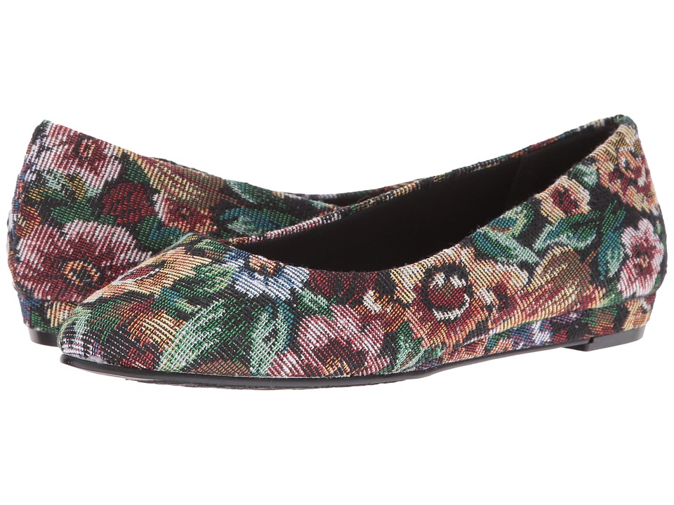 Soft Style - Darlene (Brocade) Women's Dress Flat Shoes