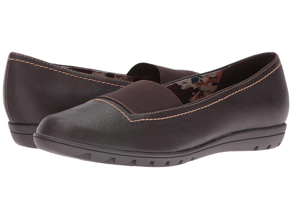 Soft Style Varya (Dark Brown Leather) Women