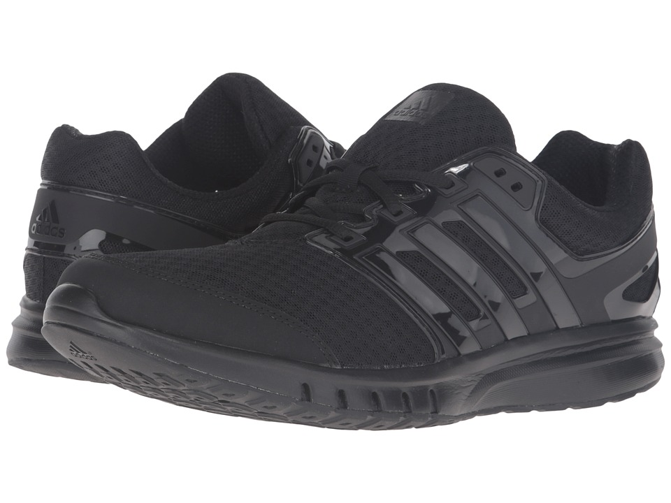 adidas - Galaxy 2 Elite (Core Black/Core Black/Core Black) Men
