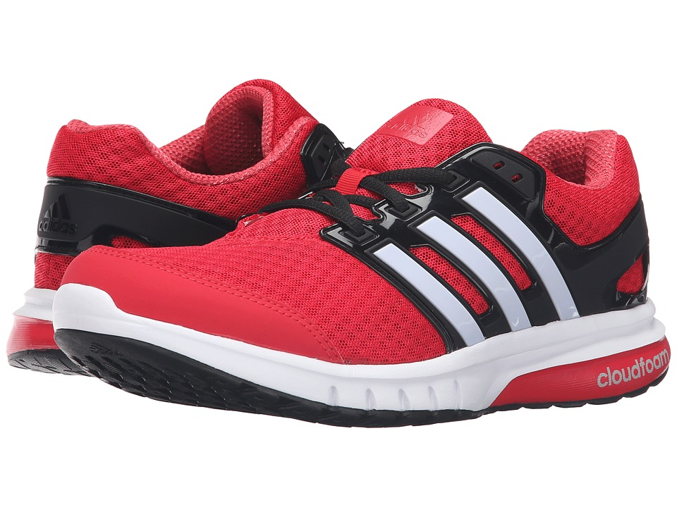 adidas - Galaxy 2 Elite (Ray Red/Footwear White/Core Black) Men's Running Shoes