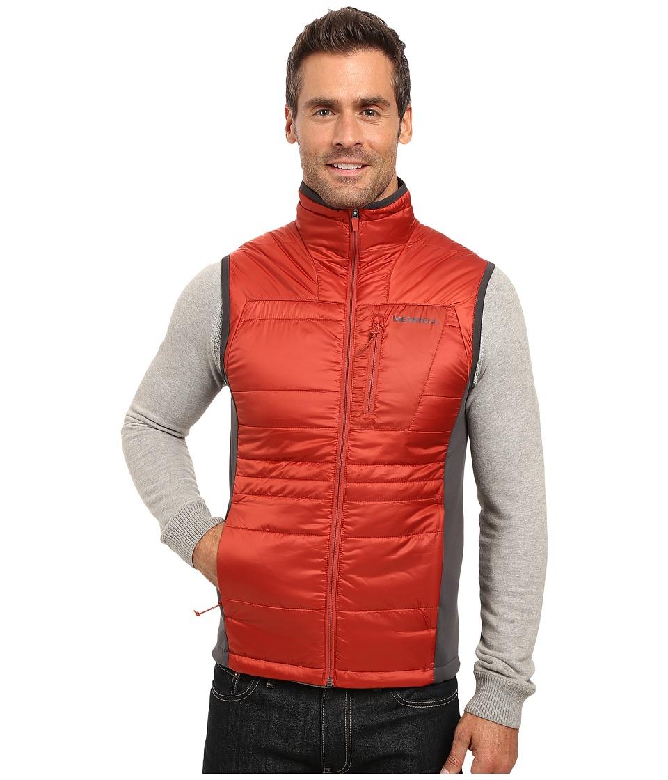 Merrell - Hexcentric Vest 2.0 (Bossa Nova) Men's Vest