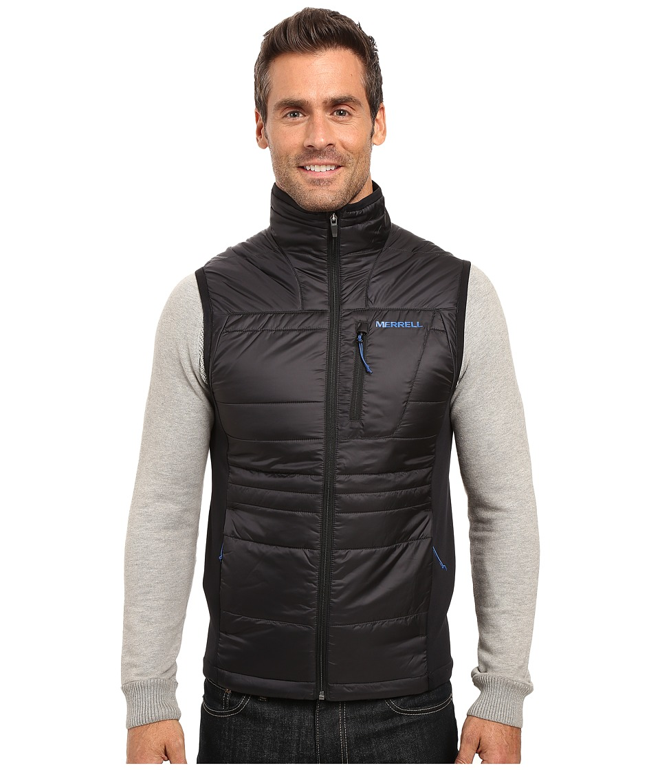 Merrell - Hexcentric Vest 2.0 (Black) Men's Vest